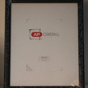 Marco AP Cristall Negro 20x25