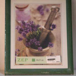 Marco Zep Verde 20x25