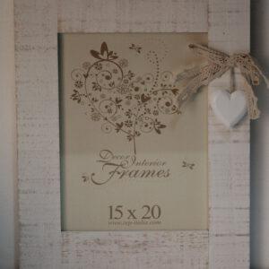 Marco Decor Interior Frames blanco 15 x 20