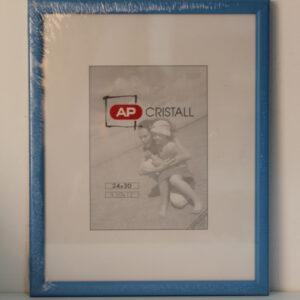 Marco Ap Cristall Azul 24x30